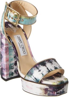Jimmy Choo Jax/Pf 125 Sandal