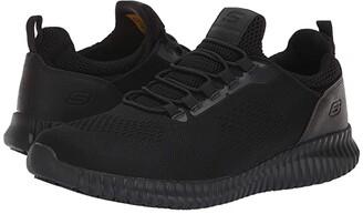 Skechers Cessnock (Black) Men's Shoes