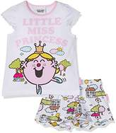 Little Miss Girl's Pyjama Set