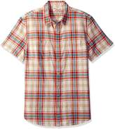Lucky Brand Men's Woven Mason Workwear Shirt
