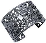 Lauren Ralph Lauren Cubic Zirconia Openwork Cuff Bracelet