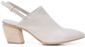 Officine Creative Slingback Pointed Mules