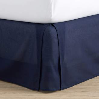 Pottery Barn Teen Classic Cotton Bed Skirt
