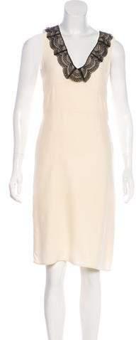 Jenni Kayne Silk Midi Dress w/ Tags