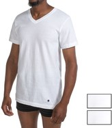 Lucky Brand Core Cotton T-Shirt - V-Neck, 3-Pack, Short Sleeve (For Men)