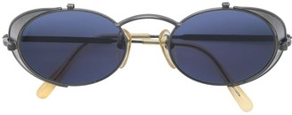 Jean Paul Gaultier Pre-Owned Oval Sunglasses