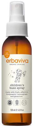 Erbaviva Children Buzz Spray, 4 fl oz