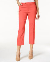 Charter Club Extended-Tab Capri Pants, Only at Macy's
