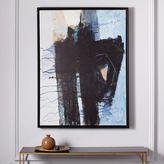 west elm Canvas Print - Ocean Sky