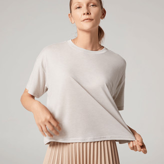 Allbirds Women's TrinoXO Tee - Natural White