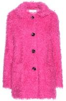 Vanessa Bruno Faux Shearling Coat