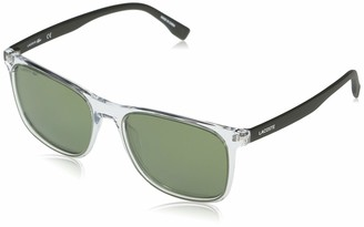 Lacoste Men's L882S-317 Square Sunglasses