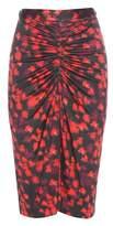 Givenchy Printed skirt
