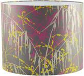 Clarissa Hulse Three Grasses Lamp Shade - Storm/Neon/Sulphur