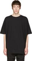 Helmut Lang Black Uni Sleeve T-shirt