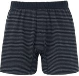 Uniqlo Men Supima Cotton Knit Striped Trunks