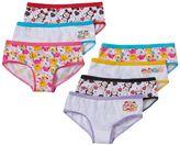 Disney Disney's Tsum Tsum Girls 6-10 7-pk. Hipster Panties