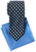 Pierre Cardin Tie & Pocket Square Set