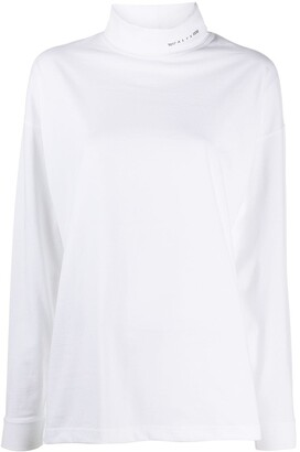 Alyx Stand-Up Collar Jumper