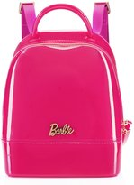 Barbie Princess Fashion Travel Outdoors Commuter PU Leather Solid Pattern Women Girls Shoulder Bags Hand Bags Backpack #BBBP062