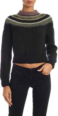 M Missoni Raglan Sleeve Sweater