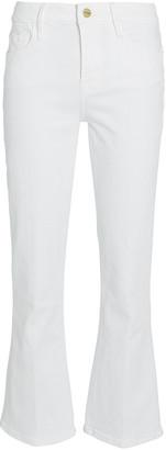 Frame Le Crop Mini Boot Jeans
