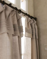 """Pine Cone Hill 108""""L Pleated-Top Curtain"""