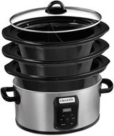 Crock Pot Crock-Pot® Choose-A-Crock Programmable Slow Cooker