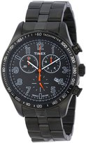 Timex Men's Chronograph T2P183 Stainless-Steel Analog Quartz Watch with Dial