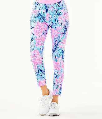 "Lilly Pulitzer UPF 50+ Luxletic 28"" Corso Pant"