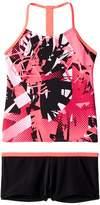Nike T-Back Tankini Set Girl's Swimwear Sets