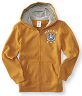P.s. From Aeropostale Aeropostale Kids Ps Boys' Brooklyn Tiger Mascot Zip-Front Hoodie