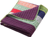 GREENLAND HOME FASHIONS Greenland Home Fashions Marley Quilted Cotton Throw