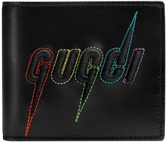 Gucci Wallet with Blade embroidery