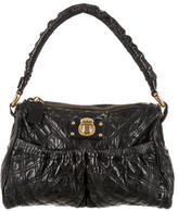 Marc Jacobs Quilted Leather Satchel