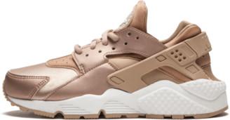 Nike Womens Air Huarache Run SE 'Rose Gold' Shoes - Size 6W