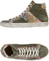 Leather Crown High-tops & sneakers - Item 44812762