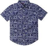 Chaps Boys 4-7 Nautical Button-Down Shirt