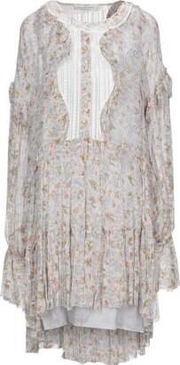 Philosophy di Lorenzo Serafini Short dresses