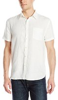 Lucky Brand Men's Short Sleeve One Pocket Shirt