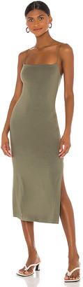 Enza Costa X REVOLVE Strappy Side Slit Dress