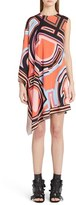 Emilio Pucci Women's Print One-Sleeve Caftan