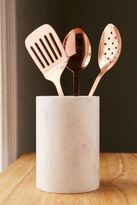 Urban Outfitters 3-Piece Metallic Serving Utensil Set