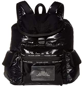 Marc Jacobs The Ripstop Backpack (Black) Backpack Bags