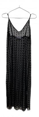 Sleeper Black Polyester Dresses