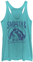 Fifth Sun Women's Tank Tops TAHI - Star Wars 'Smooth and Sophisticated' Racerback Tank - Women & Juniors