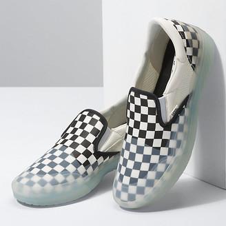 Vans Checkerboard Mod Slip-On