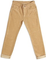 7 For All Mankind Boys' Slimmy Fine Wale Cord Jeans