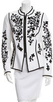 Andrew Gn Embellished Zipped Jacket