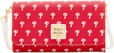 Dooney & Bourke MLB Phillies Daphne Crossbody Wallet